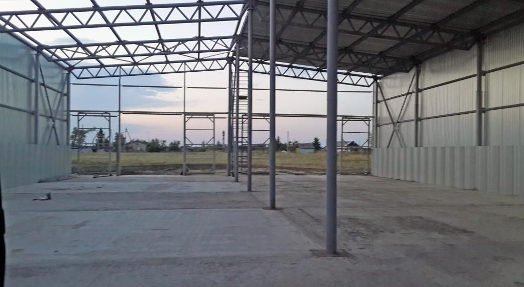 Виготовлення промислових підлог.с