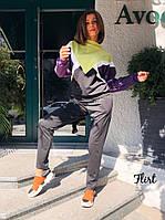 Стильный женский спортивный костюм Sporty-chick «Фортуна»