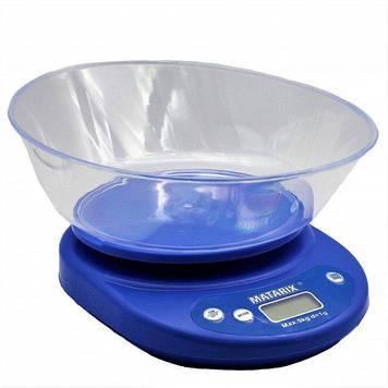 Весы кухонные Matarix MX 401, 5кг