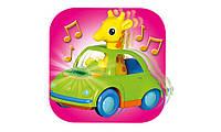 Игрушка Push & Go Жираф в кабриолете TOMY (T72201)