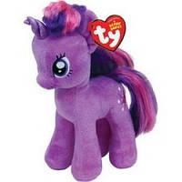 Игрушка мягконабивная Twilight Sparkle 20 см серии My Little Pony Ty (41004)