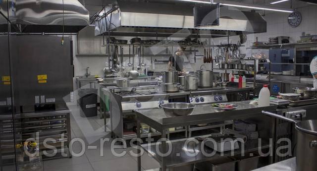 Профессиональное оборудование и мебель из нержавеющей стали от производителя в Харькове-02