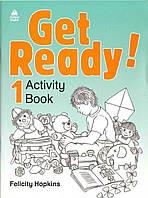 Рабочая тетрадь Get Ready! 1 Activity Book