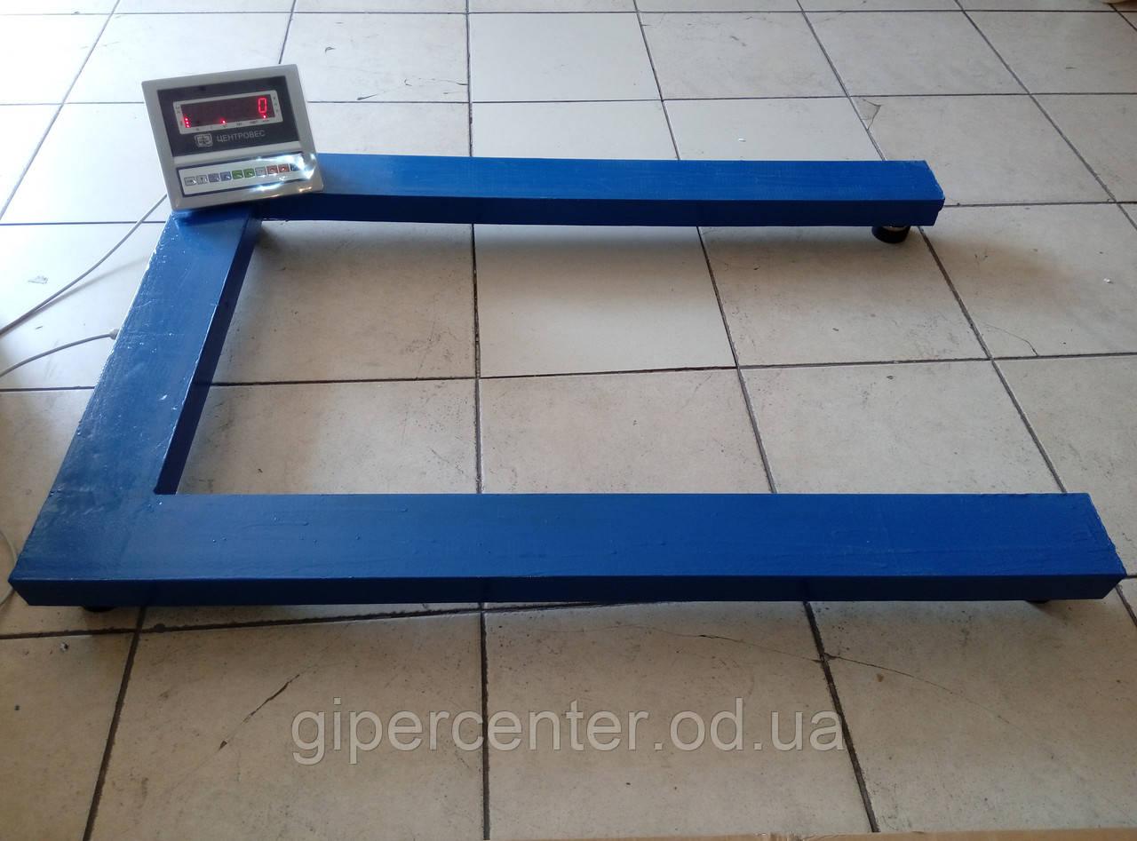 Весы паллетные ВПЕ-Центровес-3П-Э (весы для паллет)