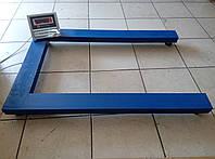 Весы паллетные ВПЕ-Центровес-3П-Э (весы для паллет), фото 1