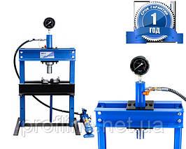 Пресс гидравлический настольный 12 тонн Profline 97352