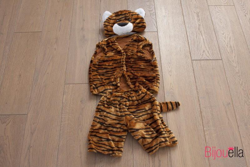 Детский костюм тройка тигра для мальчика карнавальный костюм для утренника р 110