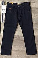 Брюки джинсовые в школу для мальчиков р-ры 6 -14. S&D 044 Венгрия, фото 1