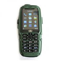 Мобильный телефон Hope S23 зеленый land rover 3 SIM