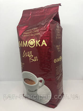 Кава зерно Gimoka Gran Bar (червона) 1 кг