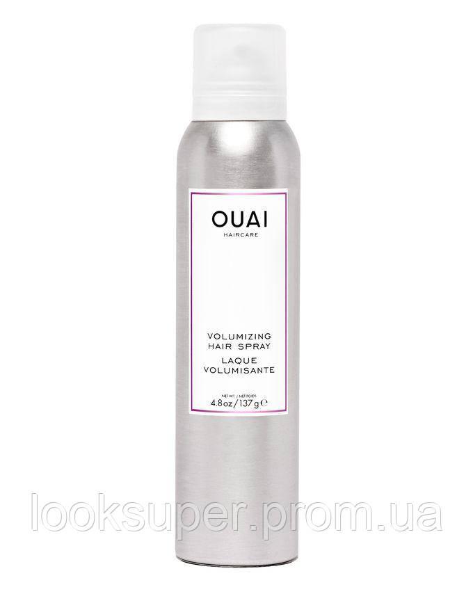Лак для объема волос OUAI Haircare Volumizing Hairspray (130ml )