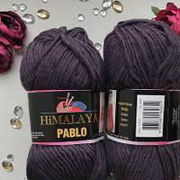Пряжа Himalaya Pablo 123-16 фиолетовый