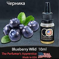 Ароматизатор TPA (TFA) Blueberry Wild (Черника) 10мл