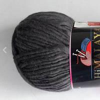 Пряжа Himalaya Pablo 123-32 темно серый