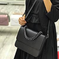 Кожаная женская сумка Натуральная кожа Италия Эффектная роскошная Топовая модель 100 % натуральная кожа, фото 1
