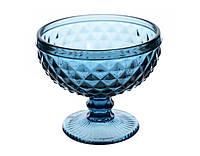Набор креманок 200 мл цветное стекло 6 шт