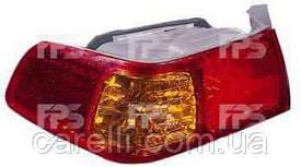 Фонарь задний для Toyota Camry V20 '99-01 правый (DEPO) внешний