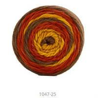 Пряжа Himalaya Sweet Roll 1047-25