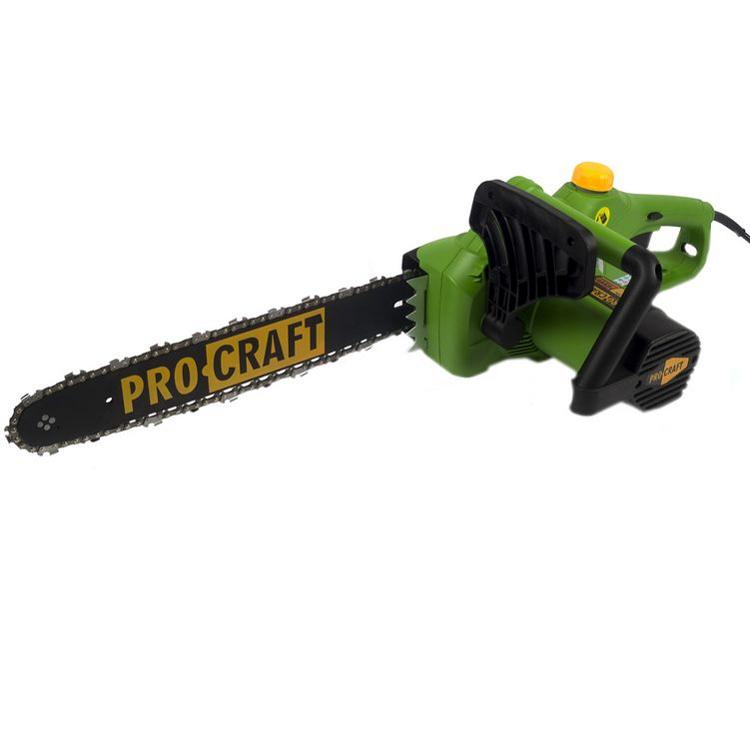 Электропила ProCraft K2350 (2 шины, 2 цепи)