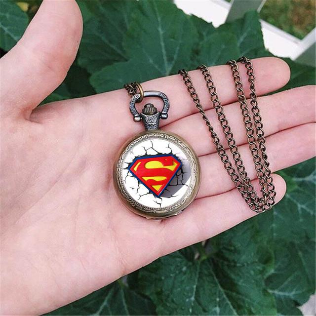 Карманные часы Супермен / Superman