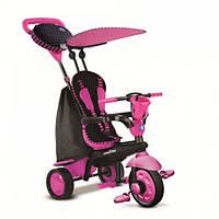 Трехколесный велосипед Spark 4 в 1 розовый. Smart Trike Smart Trike (6751200)
