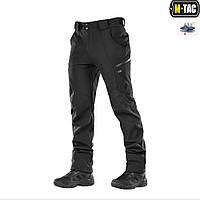 M-Tac брюки Soft Shell Winter Black 20306002 (S, M, L, XL, 2XL,3XL)