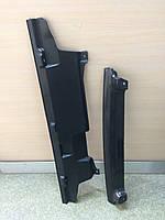 Решетка радиатора ВАЗ 2113, 2114, 2115 комплект (наружная и внутренняя) заводская