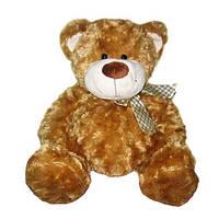 Мягкая игрушка - МЕДВЕДЬ (коричневый, с бантом, 48 см) GRAND (4801GM)