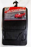 Комплект универсальных ковриков в салон автомобиля