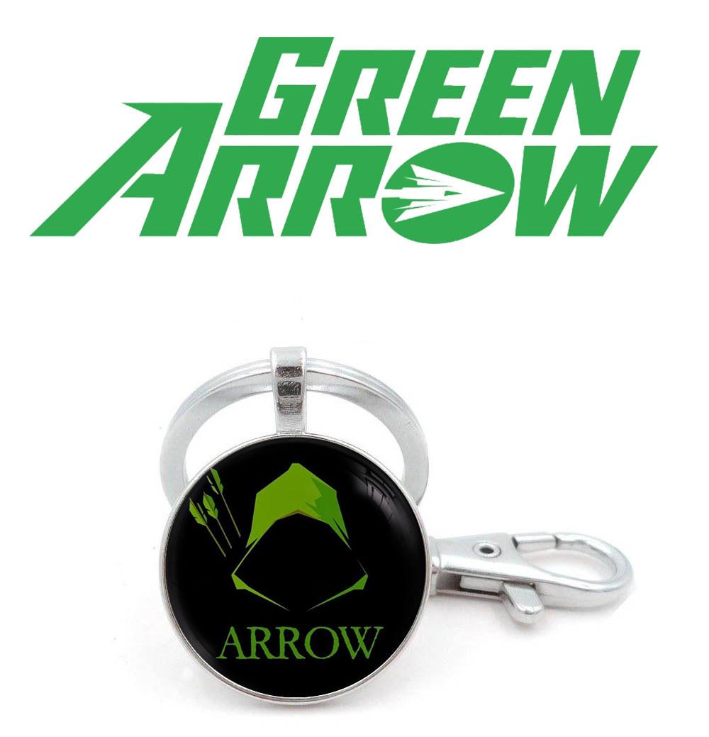 Брелок Зеленая стрела / Green Arrow / DC