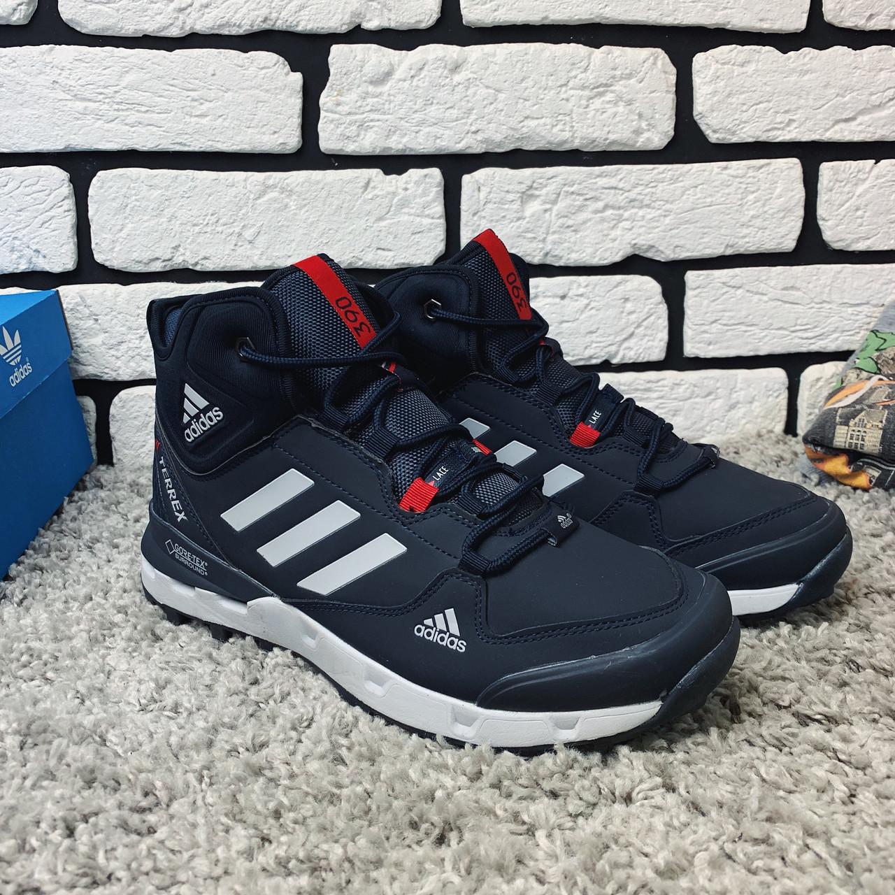 Зимние ботинки (на меху) мужские Adidas TERREX (реплика) 3-146 ⏩ [41 ]