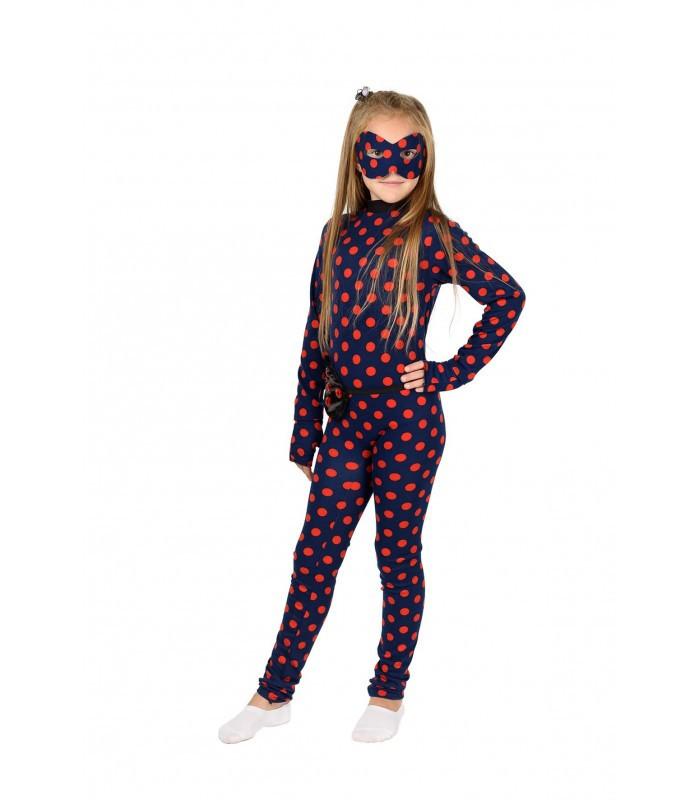 """Карнавальний костюм """"Анти Баг"""", дитячий, для дівчинки"""