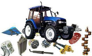 Запасные части к тракторам