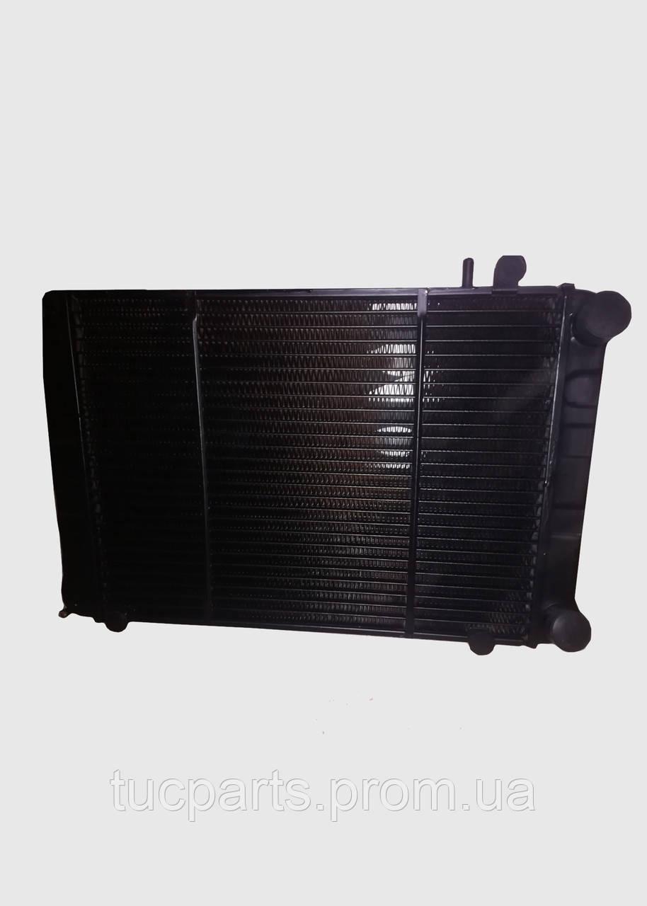 Радиатор охлаждения Газель Бизнес-класс 330242 2-х рядный
