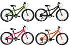 """Велосипед подростковый 24"""" Formula FOREST RIGID 2019 (оранжево-бирюзовый), фото 2"""