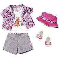 Комплект одежды для кемпинга для куклы Беби Борн - Baby Born, Zapf Creation 3+ (823767)