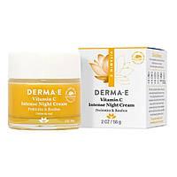 Интенсивный ночной крем с витамином С Derma E