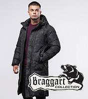 Braggart Youth | Зимняя куртка 25100 черная, фото 1