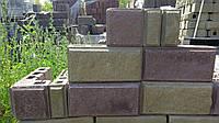 Блок строительный ОТДЕЛОЧНЫЙ (малая половинка) Узин, 95*190*90