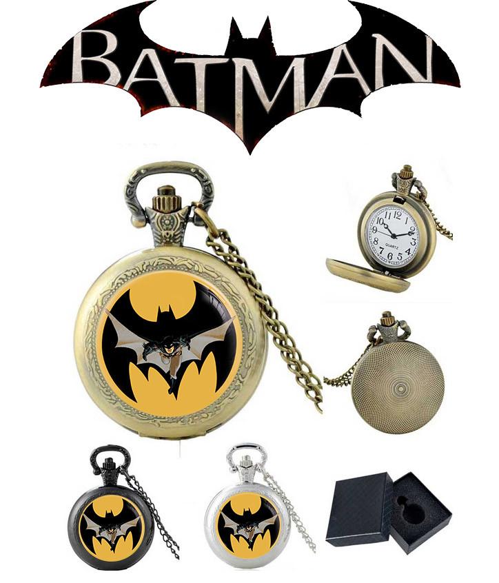 Карманные часы летучая мышь Бэтмен / Batman