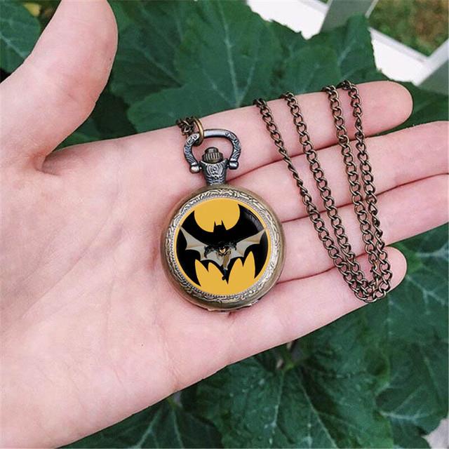 Карманные часы Бэтмен / Batman