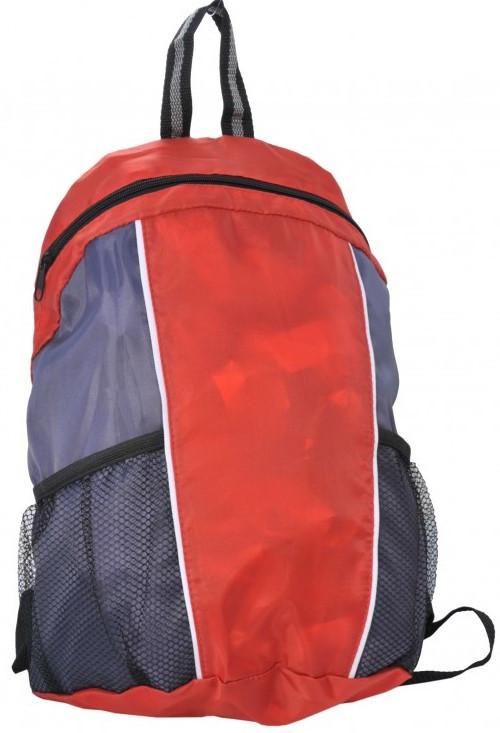 Легковесный городской рюкзак Paso 12L красный