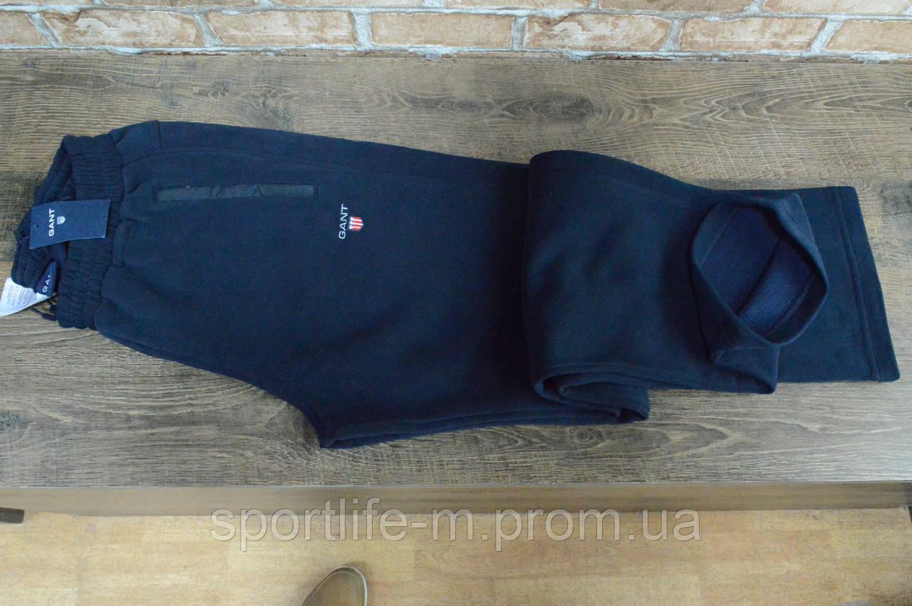 8001-Мужские спортивные штаны Gant-2020/Зима байка