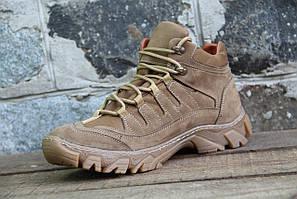 Тактические ботинки из натуральной кожи цвета кайот RZ 5154 - 1 - 1