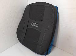 """Чехлы на Ауди А4 (B5) 1994-2000 / автомобильные чехлы Audi A4 (B5) """"Nika"""""""