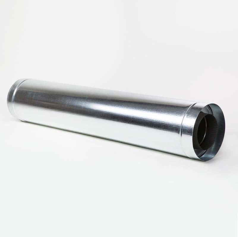 Н/ОЦ Труба двуст. (AISI 304/ОЦ) L1 м d200*260 мм терм