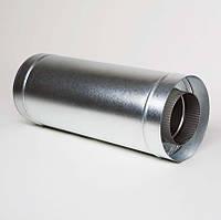 Н/ОЦ Труба вставка (AISI 304/ОЦ) L0,5 м d130/200 мм