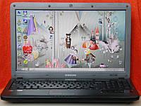Samsung R525, AMD Athlon II Dual-Core (2х2.1Ггц)/250ГБ/4ГБ/Radeon HD5470 (2.3ГБ)