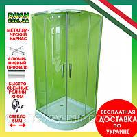 Душевая кабина Veronis KN-3-100 100х100х180 прозрачное стекло без поддона