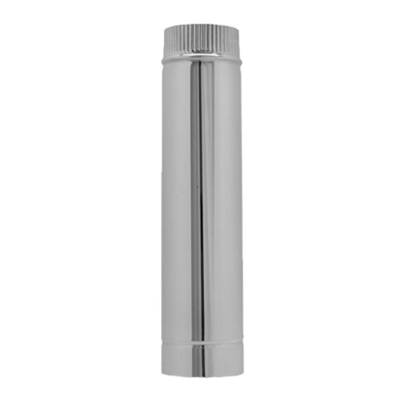 AISI 430 Труба вставка s0,5 мм L0,5 м d140 мм